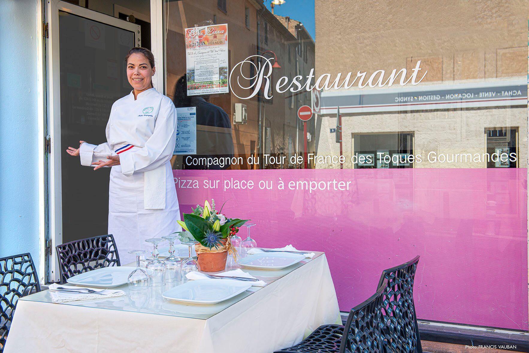 Dracénie Provence Verdon Agglomération - Restaurant CHEZ LIZZA