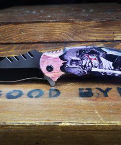 Couteau templier