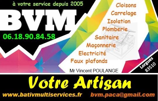 Dracénie Provence Verdon Agglomération - BVM votre Artisan