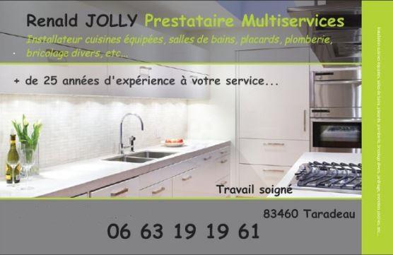 Dracénie Provence Verdon Agglomération - JOLLY Renald